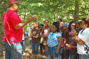 Kids4Trees - Tuskegee National Forest - Scouts Day - April 30, 2011