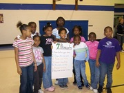 The Norfolk Boys and Girls Club learning the 7 principles.