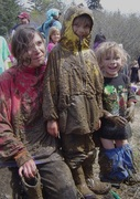 THE mud family