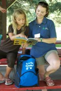 Using the Activity Backpack