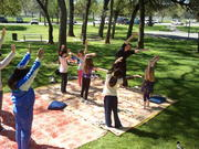Kids Yoga Get Outdoors Homeschool