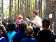 Kids4Trees Olympian Program - Tuskegee NF and schools- March 21-23, 2012