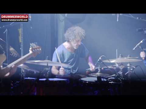 The Most IN found - Jojo Mayer & Nerve: Splendid Isolation