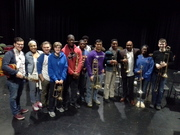 Master with Terell Stafford at SCPA