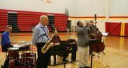 Jazz Alive In School Time Jazz at Bishop Fenwick HS