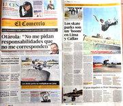REPORTAJE SKATEPARKS PERUANOS