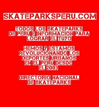 skateparksperu