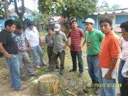 Curso Integral sobre Agricultura Organica,FECCEG-Guatemala