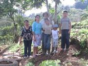 Familia agricultora COMSA