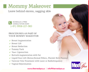 Cost friendly Mommy Makeover in Delhi by Dr. Ajaya Kashyap Plastic Surgeon