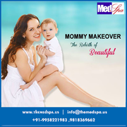 Get Back your pre pregnancy body by Mommy Makeover in Delhi