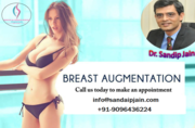 Get loads of advice on breast implants by Dr Sandip Jain in India