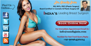 Breast Reduction surgery in India by Dr Sandip Jain