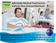 Affordable Medical Treatment in India for New Zealand Nationals