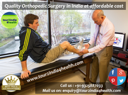 Quality Orthopedic Surgery in India at affordable cost