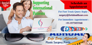 Why International patients seeking plastic surgery in India?