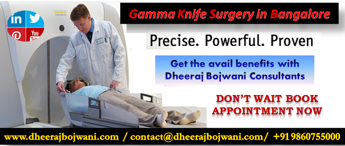 Best hospital in Bangalore for Gamma Knife Surgery