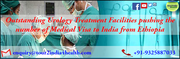 Outstanding Urology Treatment Facilities pushing the number of Medical Visa to India from Ethiopia