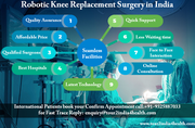 Affordable Robotic Knee Replacement Surgery in India