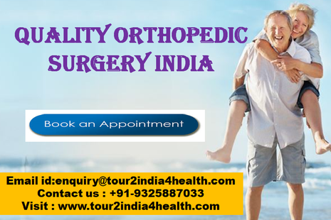 Quality Orthopedic Surgery India an emerging trend among the global patients