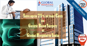 Save up to 75% of Your Costs on Gastric Band Surgery at Global Hospital in India