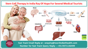 Stem Cell Therapy In India Ray Of Hope For Several Medical Tourists