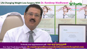 Life Changing Weight Loss Surgery With Dr. Randeep Wadhawan Best Bariatric Surgeon in Delhi