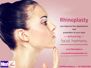 Rhinoplasty Surgery for Nose Reshaping in Delhi