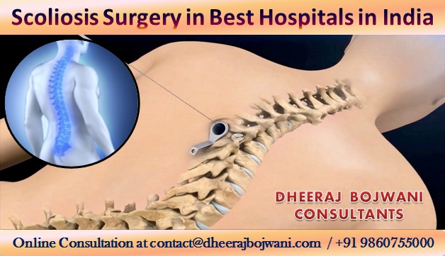 Medical Tourists reaping the benefits of affordable Scoliosis Surgery Cost in Best Hospitals in India