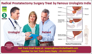 Radical Prostatectomy Surgery Afford Your Treatment with Famous Urologist India