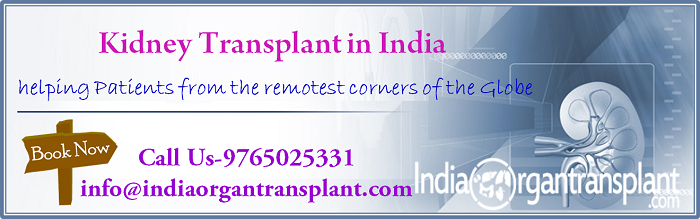 Kidney Transplant in India helping Patients from the remotest corners of the Globe