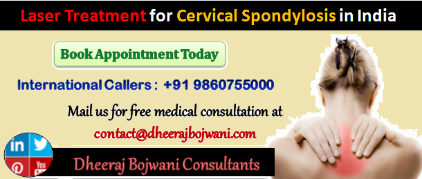 Laser Treatment for Cervical Spondylosis