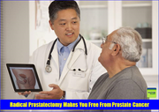 Radical Prostatectomy in India Makes You Free From Prostate Cancer