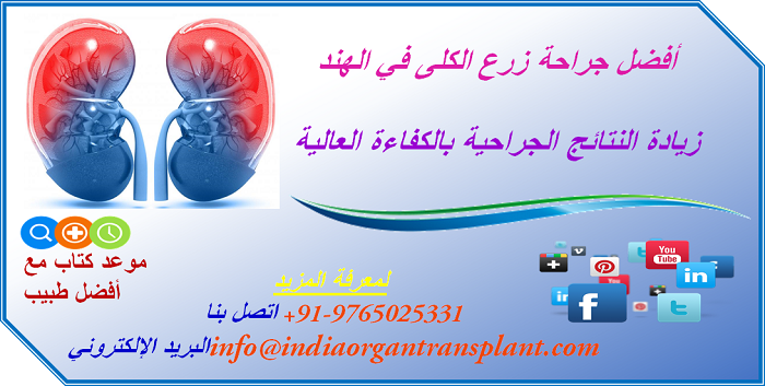 Best Kidney Transplant Surgeons in India augmenting the Surgical Results with high proficiency.