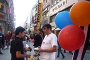 3. Internationale Woche des Grundeinkommens 2010 in Köln