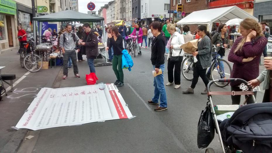 »Tag des guten Lebens« in Köln-Sülz