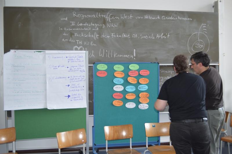 Regionaltreffen Netzwerk Grundeinkommen / Landestagung Grundeinkommen NRW