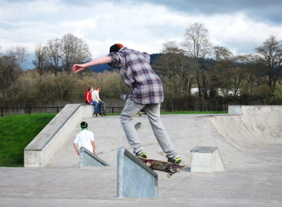 Backside Feeble