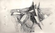 1406023599_822_Ramkumar_Pen_Ink_Drawing_on_Paper_13.80_X_8_.4_in_1963_