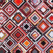 Test Pattern (Orange)