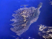 Luftaufnahme Korsika