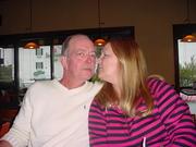 Husband, Keith and ME!