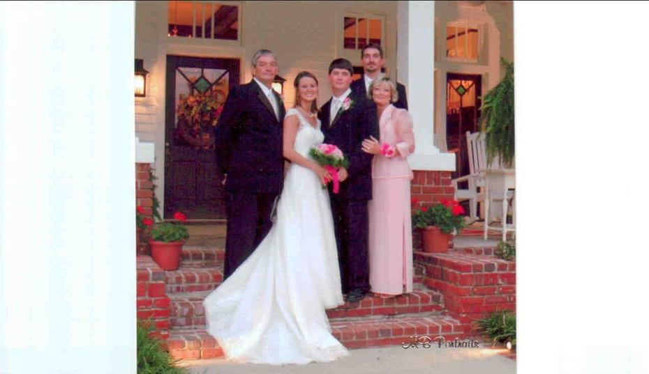 Paul, Kayla, Micah, Jacob & Pam Poole 8.05