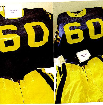 Liberty Attendance Center Football Uniform