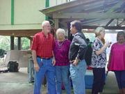 Milton & Kay, Nicky, Wanda & Kathy