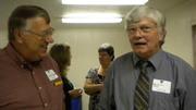Mike Tynes and Bobby Barron