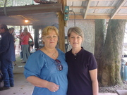 Linda & Gloria Cris
