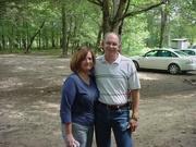 David & wife