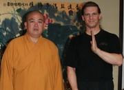 Shaolin Abbot Shi Yong Xin