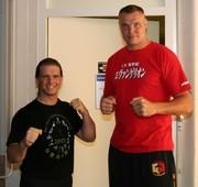 Sem Shild K1 World Champ & Bernd